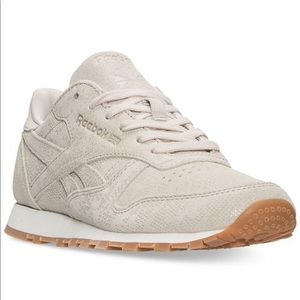 Classic Reebok's. Only worn once!